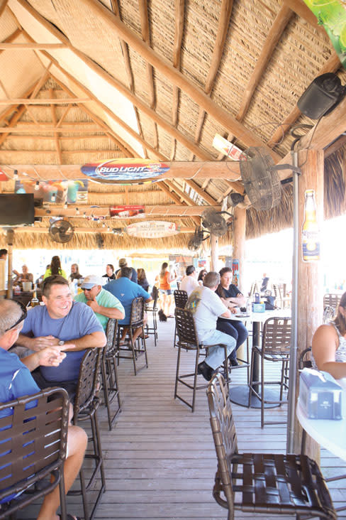 Restaurants tarpon izxpov