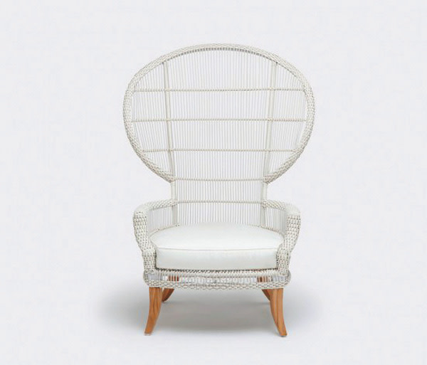 Aurora outdoor chair from made goods yrw5d2