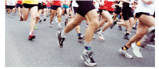 Marathon dvesin
