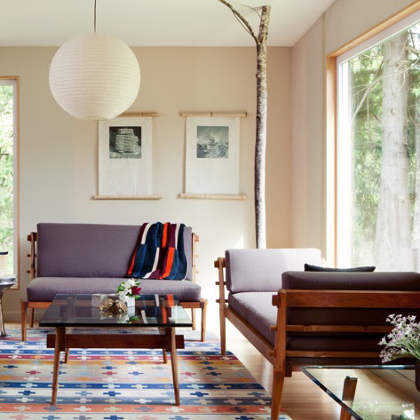 Bon A Poulsbo, WA Couple Design El Dot Furniture, Made From Bamboo Harvested  And Handcrafted In Nepal.