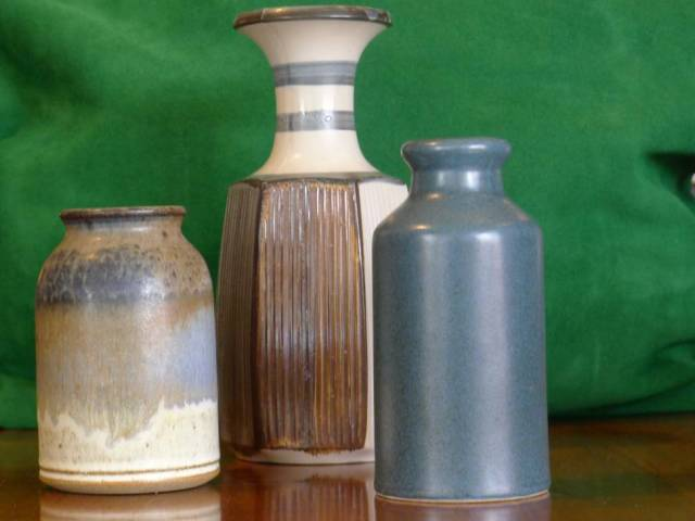 Vintage Vases At Una Portland Monthly