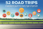 Thumbnail for - 52 Road Trips (on One Tank of Gas!)