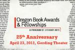 Thumbnail for - 2012 Oregon Book Award Winners