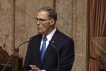Thumbnail for - Gov. Inslee Delivers Populist State of the State Speech