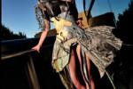 Thumbnail for - Portland Fashionista Greets Gaga