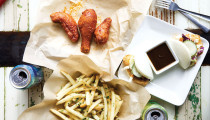 Thumbnail for - Dak & Bop Brings Korean Fried Chicken to the Museum District