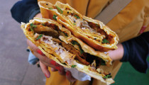 Thumbnail for - China's Famed Street Crepes Come to Portland