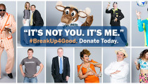 Thumbnail for - Goodwill's Breakup4good Earth Day Campaign