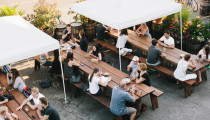 Thumbnail for - Patio of the Week: Fremont Brewing's Massive Beer Garden