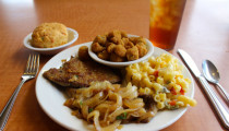 Thumbnail for - Now at Luby's: Jalapeño Mac 'n' Cheese
