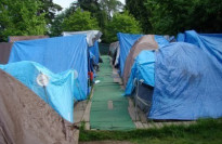 Thumbnail for - Early Jolt: Tent City Divorces SHARE