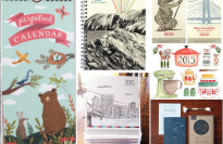 Thumbnail for - 15 Locally Made Calendars for 2015