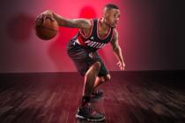Thumbnail for - Damian Lillard Unveils His Adidas Shoe