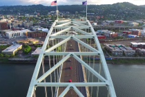 Thumbnail for - Holy Cow! Portland Bridges by Drone!