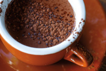 Thumbnail for - Cozy Up with Portland's Best Hot Chocolate