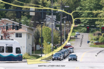 Thumbnail for - Mountain Bike Trail in South Seattle Greenbelt Moves Forward