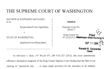 """Thumbnail for - Jolt: WA Supreme Court Says State is in """"Contempt"""" for Not Fully Funding K-12 Schools"""