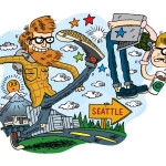 Thumbnail for - Five Reasons…Why Portland Kicks Seattle's Ass