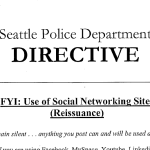 "Thumbnail for - O'Toole ""Disappointed"" by Apparent Comments from SPD Officers"