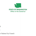 Thumbnail for - Gov. Inslee Urges Yakima Not to Appeal Civil Rights Ruling