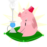 Thumbnail for - Here's How to Try That Marijuana-Fed Pork