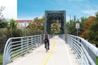 Thumbnail for - Houston's Hike & Bike Trails Await!