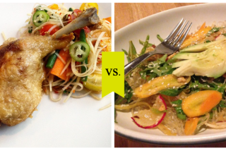 Thumbnail for - Two Takes on <em>Som Tam</em>: Which Is Tastiest?