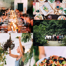 Thumbnail for - Slide Show: Kinfolk Dinner Parties Around the World