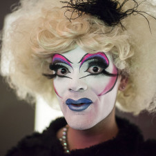 "Thumbnail for - Slide Show: TBA's Critical Mascara ""A Post-Realness Drag Ball"""