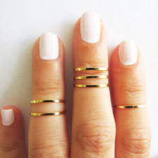 Thumbnail for - Knuckle Down with Midi Rings