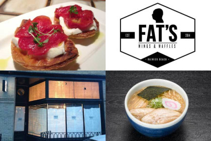 Thumbnail for - A Status Report on 31 Upcoming Bars and Restaurants