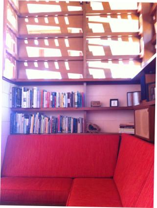 Gordon House 06 library