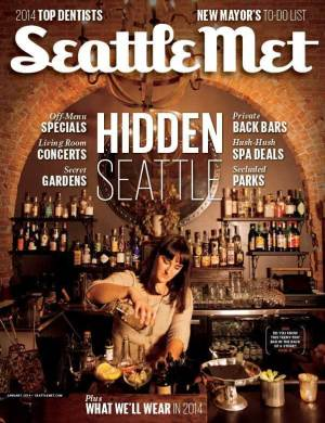 Seattle met january 2014 cover nulno8