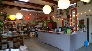 Naomi's shop