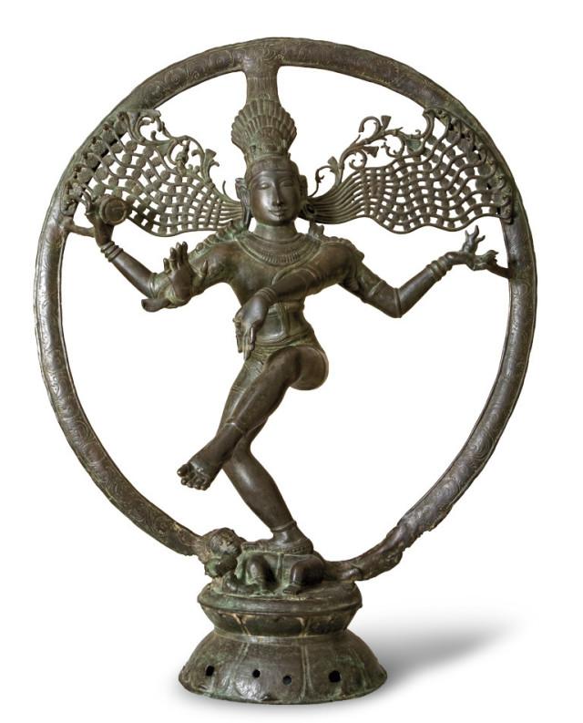 Shiva Nataraja at Portland Art Museum