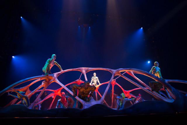 Photo Review Cirque Du Soleil S Totem Portland Monthly