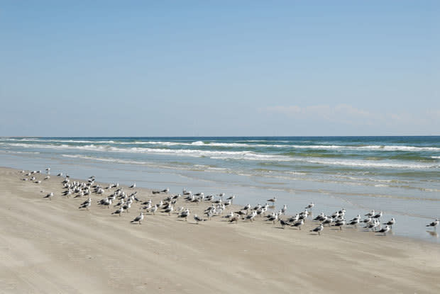 How Far Is Port Aransas From South Padre Island