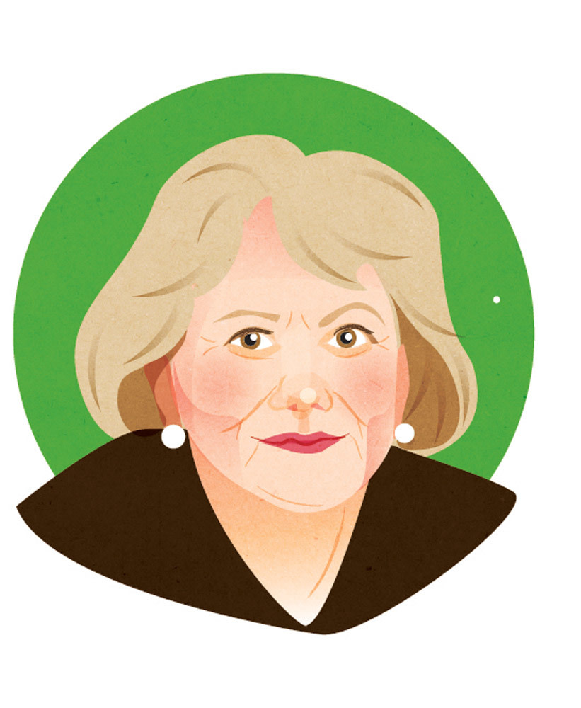 Arlene Schnitzer, Patron Saint Of Portland Arts, Speaks