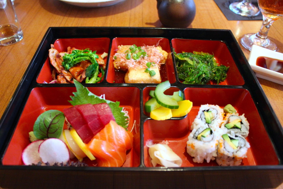 stop buying grocery store sushi for lunch houstonia magazine. Black Bedroom Furniture Sets. Home Design Ideas