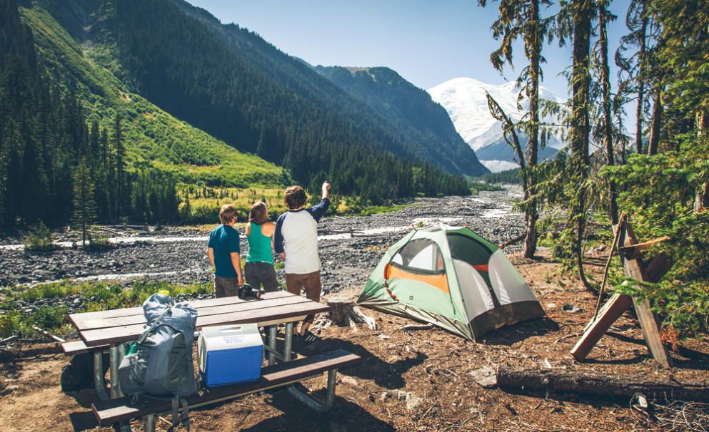 Best Car Camping Spots In Washington