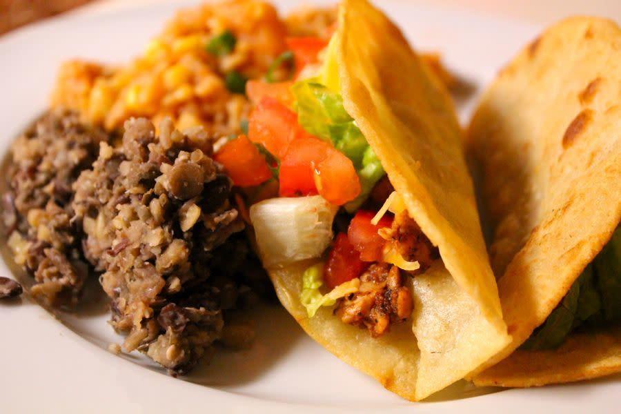 Crispy Tempeh Tacos | Houstonia Magazine