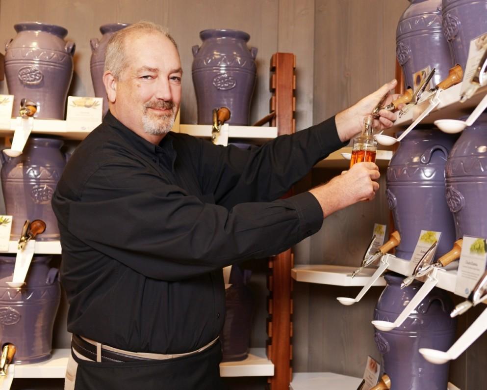 Brian Moorhead, Owner of VOM FASS Rice Village