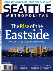 Issue - The Rise of the Eastside