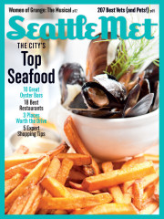 Issue - The City's Top Seafood