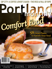 Issue - Comfort Food