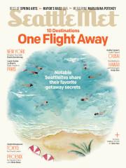 Issue - 10 Destinations One Flight Away
