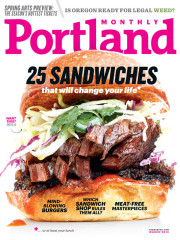 Issue - Portland's Best Sandwiches