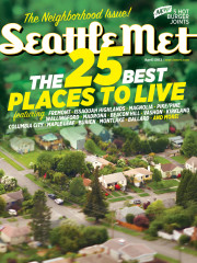 Issue - The 25 Best Places to Live