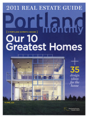 Issue - Our 10 Greatest Homes