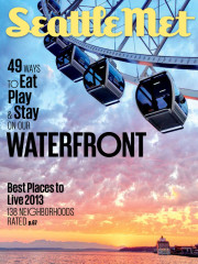 Issue - The Seattle Waterfront